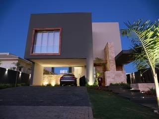 Residência DP Casas modernas por Pavesi Arquitetura Moderno