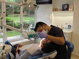 Adil Öngel Mimarlık ve Dekorasyon Ltd. Şti. – diş hekimi fatih eşki muayenehane:  tarz Klinikler