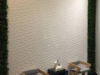 Oficina DL ARQUITECTURA : Oficinas y tiendas de estilo  por DL ARQUITECTURA