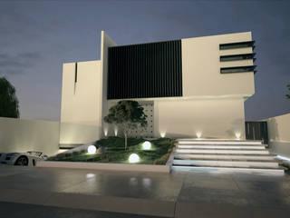 Residencia en Preventa Casas minimalistas de Studio03 Minimalista