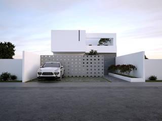 Residencia en Preventa Casas modernas de Studio03 Moderno