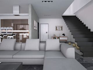Departamentos Preventa Casas modernas de Studio03 Moderno
