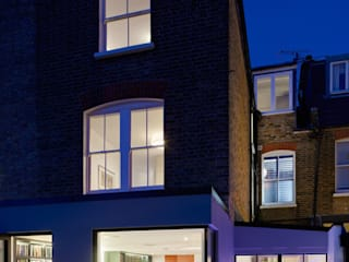 London Apartment Clement Windows Group Modern Windows and Doors