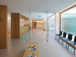 Medizinisches Zentrum Appenzell, Schweiz Minimalistische Arbeitszimmer von Supersymetrics GmbH Minimalistisch