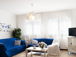 Home Staging Entry Level - Appartamento per famiglia di Fenice Interiors