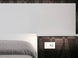 dettaglio testata letto : Hotel in stile  di nicola castellano | designer