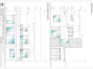 Vivienda La Emilia: Casas de estilo moderno por Estudio de Arquitectura Lucía Farías