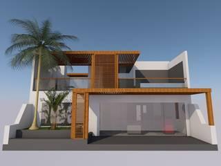 Rumah Modern Oleh BIMGR Modern