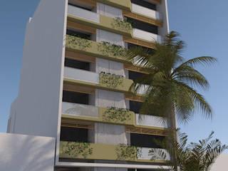 San Fernando 175, Miraflores, Lima Casas modernas: Ideas, diseños y decoración de BIMGR Moderno