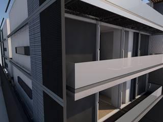 San Bartolo, Lima Casas modernas: Ideas, diseños y decoración de BIMGR Moderno