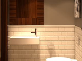 Bathroom by FerryGunawanDesigns