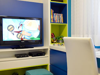 Dormitorios infantiles de estilo moderno de Studio Prima Arq & Design Moderno
