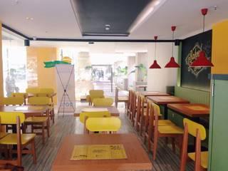 RANAH オリジナルなレストラン 黄色