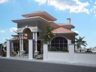 villa tasarımı 3dcizim