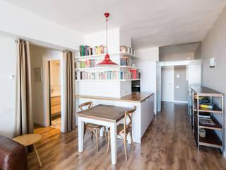 Salas de estar minimalistas por ADMETLLER arquitectura Minimalista