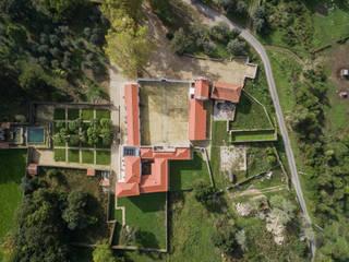 Hotel Paço de Vitorino Casas clássicas por PROD Arquitectura & Design Clássico