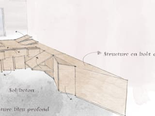 Studio S.Lo par krma architecture d'intérieur et décoration Éclectique