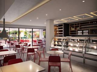 Dulcerna 51B: Locales gastronómicos de estilo  por RCRD Studio