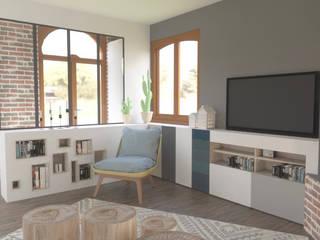 Maison T.Tr par krma architecture d'intérieur et décoration