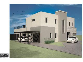 Casa PER Casas minimalistas de DZ NZ Arquitectos Minimalista