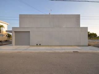 門一級建築士事務所 Rumah Modern