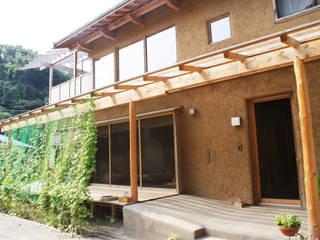 みらいのいえ オリジナルな 家 の 遠野未来建築事務所 / Tono Mirai architects オリジナル