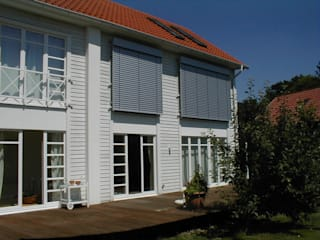 Classic style houses by Mester Fenster-Rollladen-Markisen Classic
