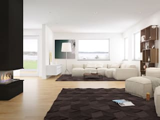 3D Architectural Rendering Pred Solutions Pred Solutions Living roomSofas & armchairs