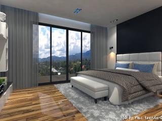 MaxShop Moderne Schlafzimmer
