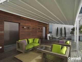 Mester Fenster-Rollladen-Markisen Classic style balcony, veranda & terrace