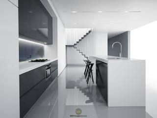 idea.dome Küchenspiegel: modern  von BBH-Designelemente GmbH,Modern