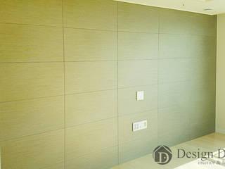 Salones de estilo moderno de Design Daroom 디자인다룸 Moderno