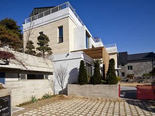 더 이레츠 건축가 그룹 Modern houses