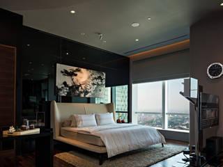 Urban Living at Pacific Place Residence Kamar Tidur Modern Oleh E&U Modern