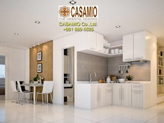 36 STORYED CONDOMINIUM by CASAMIO Co.,Ltd.