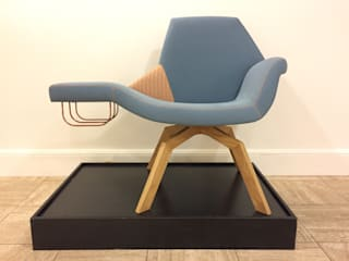 Çedille by Françoise Oostwegel Living roomSofas & armchairs Tekstil Blue