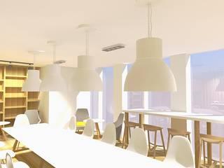 Bürogebäude von Aim Ztudio, Modern