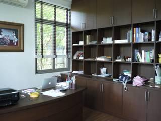 Arbeitszimmer von Aim Ztudio, Ausgefallen