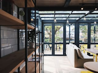 MENTAL ARC DESIGN Commercial Spaces