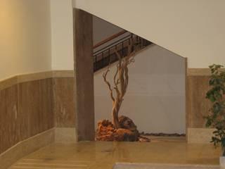 Edificio Via Garigliano Ingresso, Corridoio & Scale in stile moderno di Studio Prodomo Moderno