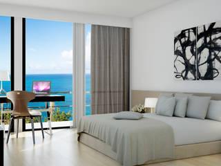 Dormitorios modernos: Ideas, imágenes y decoración de olivia Sciuto Moderno