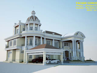 Classic style houses by CASAMIO Co.,Ltd. Classic