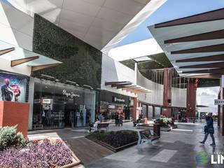 Factory Outlets Centros comerciales de estilo moderno de Grupo Link Moderno
