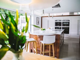 September Cottage - Collins Bespoke Architectural Kitchen Cozinhas modernas por Collins Bespoke Limited Moderno