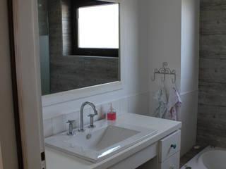 Ванная комната в рустикальном стиле от homify Рустикальный