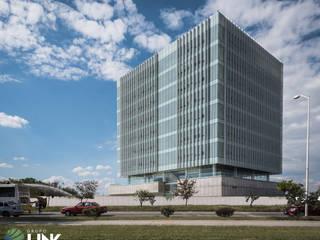 Distrito de Gobierno Edificios de oficinas de estilo moderno de Grupo Link Moderno
