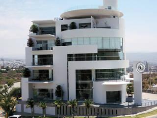 Corporativo Ecodeli Edificios de oficinas de estilo moderno de Grupo Link Moderno