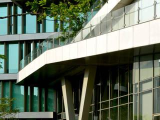交通部公路總局辦公大樓 根據 綠野國際建築師事務所 工業風