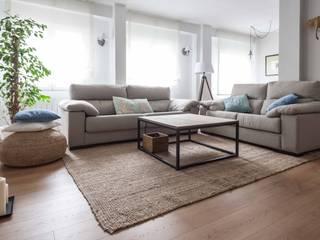 Salon de style  par Espacio Sutil, Scandinave