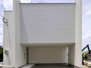中野晋治建築研究室 บ้านและที่อยู่อาศัย White
